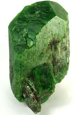 Chrome Diopside: Ugly Name, Amazing Looks