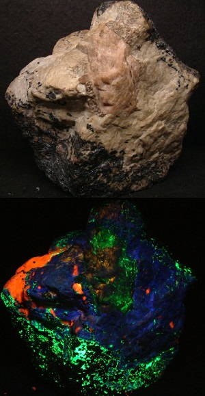 Fluorescent Minerals and Rocks: How Do They Work?