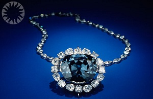 The Hope Diamond: Magnificent Blue Diamond