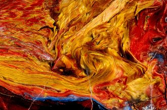 Pietersite: Swirling Gemstone of Storms