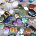 the properties of a gemstone largely depend on its color